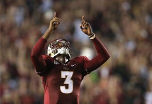 EJ Manuel's a First-Round Selection, Picked By the Buffalo Bills to be Their Next QB