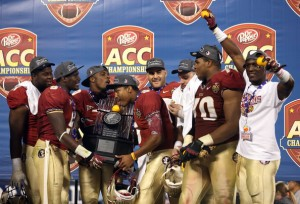 ACC Football Media Grant of Rights Florida State 2013 Future of Conference Realignment Stability