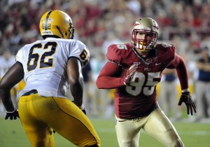 Florida State DE Bjoern Werner is Headed to Indianapolis to Lead the Colts' Pass Rush