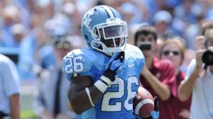 Giovani Bernard North Carolina Tar Heels UNC NFL Draft First Round Adversity 2013