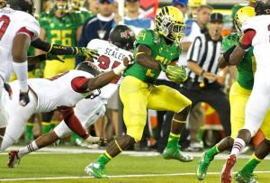 Oregon's Offense Was High-Powered in 2012, But Was It Efficient?