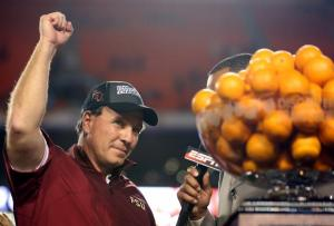 Florida State Coaching Staff Turnover Seminoles Jimbo Fisher James Coley Jeremy Pruitt