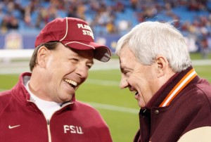Ranking ACC Football Coaches Jimbo Fisher Frank Beamer Dabo Swinney Clemson Florida State Virginia Tech