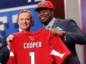 Now-Cardinal Jonathan Cooper Was One of Seven ACC Players Selected in Round One