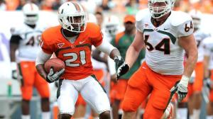Will Brandon McGee Be the Only Hurricane to Hear His Name Called at Next Week's NFL Draft?
