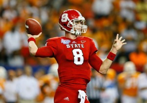 Mike Glennon Headlines the List of Former Wolfpack Players Hoping to Be Drafted