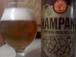 This Week's Recommendations Lead Off With New Belgium's Rampant Imperial IPA