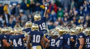Notre Dame Fighting Irish ACC Football Conference Realignment Expansion ACC Revenue TV $1M Payout