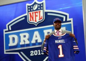 EJ Manuel Was One of 34 ACC Players Selected During Last Week's NFL Draft