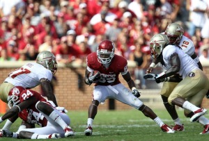Florida State Oklahoma BCS Playoffs College Football Strength of Schedule SOS Selection Committee Four Team