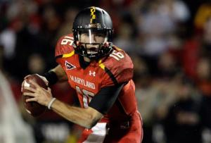 A Healthy C.J. Brown is Critical to Maryland's Offense -- Will He Return to His 2011 Form?