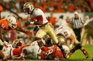Florida State Miami Hurricanes Seminoles Football Rivalry ACC 2012 Network Viable Rights Tied Up