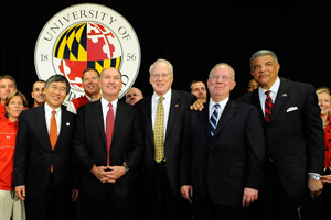 Maryland Terrapins Big Ten Expansion Realignment ACC Lawsuit $52 Million Exit Fee