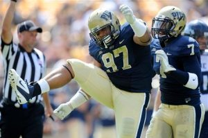Pitt Senior Aaron Donald May Be One of the Best -- Yet Least Talked About -- Pass Rushers in the Country in 2013