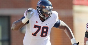 Morgan Moses Has a Chance to Lead The Hoos' Offense in 2013; Will He Take It?