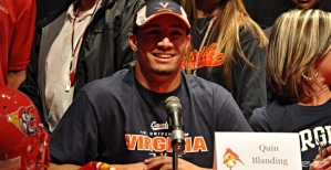 Virginia-Commit Quin Blanding is the ACC's Top Recruit So Far for 2014