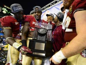 Florida State ACC CHamps 2012 Football Conference Revenues Jump Expansion ESPN Media TV Grant of Rights