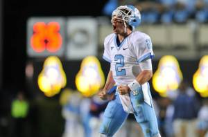 North Carolina Tar Heels Sleeper Pick 2013 Bryn Renner UNC Football ACC