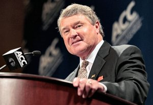 John Swofford ACC Commissioner ACC Network TV Media Grant of Rights Expansion