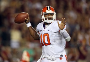 Clemson QB Tajh Boyd Headlines Phil Steele's Preseason All-ACC Team