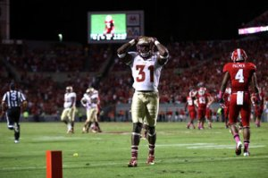 Florida State NC State Upset Seminoles Wolfpack Inferior Wake Forest Boston College Football ACC 2013
