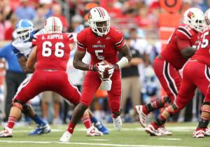 Louisville Cardinals Teddy Bridgewater ACC Football Expansion Conference Realignment Big 12 West Virginia