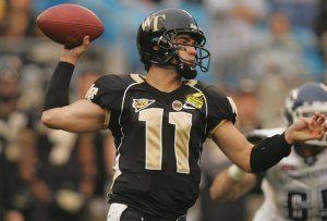 Wake Forest Football Demon Deacons Riley Skinner Most Successful Class 2006