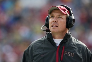 Last Week, Jimbo Fisher Tried to Dispel the Myth of ACC Inferiority -- But Was it All Coach Speak?