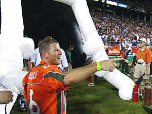 Miami Nevin Shapiro UM Canes Hurricanes Football ACC 2013 NCAA Mark Emmert