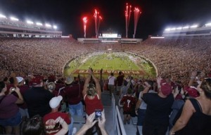 Florida State Seminoles Tallahassee On Campus ACC Football Championship Game