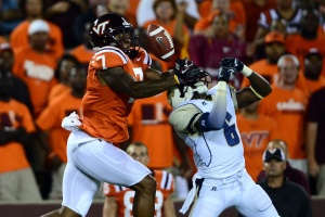 The Hokies Defense Nullified Georgia Tech's Late Heroics Last Year; Can the Wreck Return the Favor?