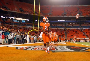 ACC football predictions Clemson Tigers Football Championship Sammy Watkins Tajh Boyd Preview