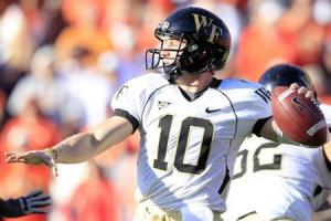 Tanner Price is Banking on Increased Mobility to Jump-Start a Stagnant Wake Forest Offense