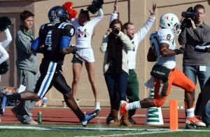 Duke Can't Hope to Stop Miami's Offense in 2013; But Can They Outrun the 'Canes Defense?