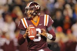 Can Virginia Tech's Logan Thomas Carry the Hokies Once Again, or Collapse Under the Pressure?