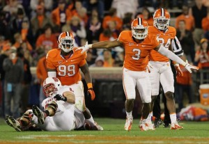 Clemson's Vic Beasley is #49 on Our Countdown of the ACC's Top 50 Players for 2013