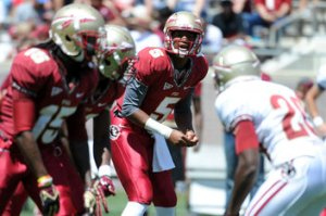 Florida State Jameis Winston Breakout Player 2013 Quarterback Noles FSU