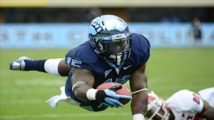 North Carolina's A.J. Blue is #41 on Our Countdown of the ACC's Top 50 Players for 2013