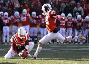 Virginia Lost to Rival Virginia Tech By Just a Field Goal Last Year; Can They Finally Beat the Hokies in 2013?