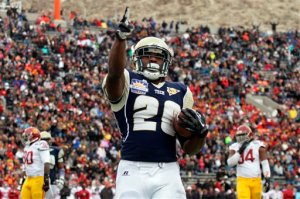 Georgia Tech's David Sims is #38 on Our Countdown of the ACC's Top 50 Players for 2013