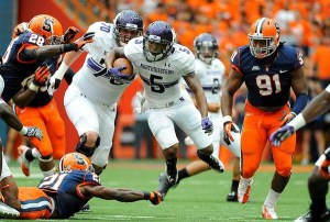 Will This Year's Syracuse-Northwestern Matchup Be a Repeat of Last Year's 42-41 Thriller?