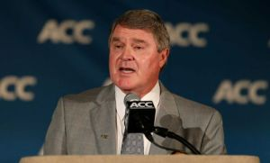 ACC Football John Swofford Amateurism COllege Sports NCAA Division 4