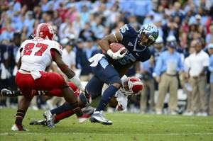 Giovani Bernard Terrorized NC State Last Season; With Him Off to the NFL, Can They Turn the Tables on UNC?