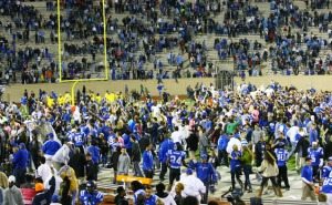 North Carolina Remembers Handing Duke a Bowl Bid in 2012