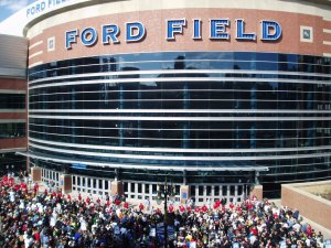 Ford Field Detroit ACC Big Ten Bowl Agreement 2014 Cycle Orange Gator