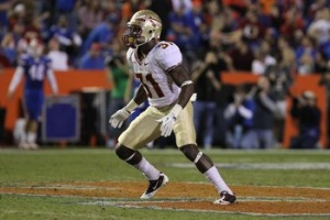Florida State's Terrence Brooks is #39 on Our Countdown of the ACC's Top 50 Players for 2013