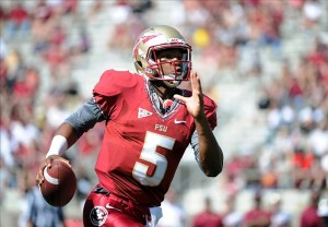 Florida State's Jameis Winston is #40 on Our Countdown of the ACC's Top 50 Players for 2013