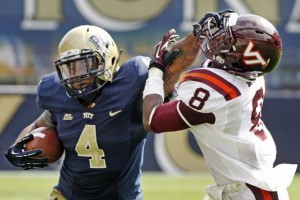 Pittsburgh Manhandled Virginia Tech Last Season; Can the Hokies Bounce Back in 2013?