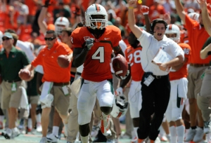 Miami's Phillip Dorsett is #43 on Our Countdown of the ACC's Top 50 Players for 2013