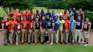 ACC Football Kickoff 2013 Greensboro Bowl Teams Picture Expansion Grant of Rights